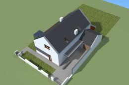 Dom w Rabowicach