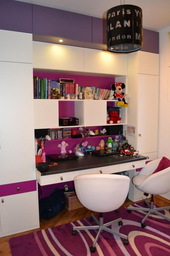 meble dla dziewczynki autorskie studio projektu qubatura
