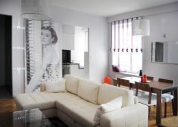 mieszkania w tonacji bieli