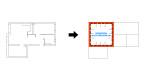 multi mix - wnętrze mieszkania w Tychach