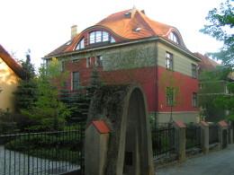 Willa Mieszkalna w Poznaniu