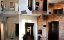 Aranżacja wnętrza mieszkania w Gdańsku Wrzeszczu