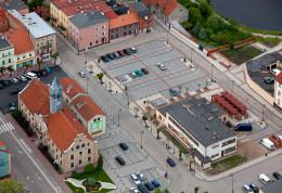 Rewitalizacja wschodniej części Starego Miasta w Barczewie