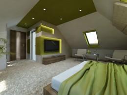 Zieleń w mieszkaniu-kolor inspirowany natura!