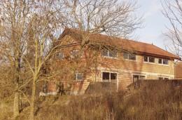 Energooszczędny dom wiejski.