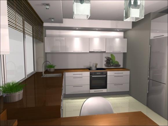 Top Kuchnie Male Wallpapers -> Male Kuchnie W Bloku Aranzacje