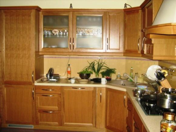 Kuchnia rustykalna  Architektura Projektowanie  e aranżacje pl -> Kuchnia Rustykalna Zdjecia