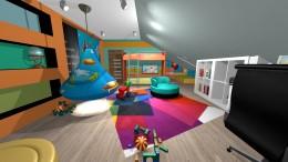 pokój chłopca 2 latka