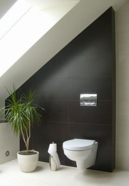 Aranżacja łazienek w domu pod Poznaniem