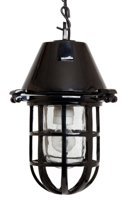 Górnicza lampa wprost z Holandii