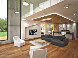 Projekt Wnętrz Dom Nad Rzeką