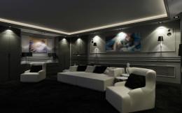 Salon projekcyjny