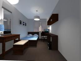 Sypialnia na Woli