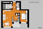 Mieszkanie 50mkw.