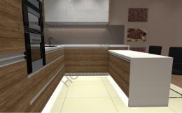kuchnia - 3 wersje