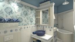 Łazienka w wyjątkowym stylu