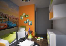 Pokój czterolatka
