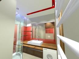 Łazienka - mieszkanie w Bielsku-Białej