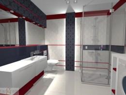 łazienka 4,2 m2