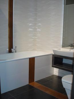 W białej łazience KALISZ