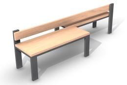 Projekt małej architektury  dla firmy Komserwis