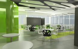 kafeteria w barwach firmy _2