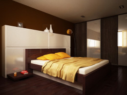 Projekt mieszkania jednorodzinnego