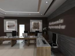 Projekt biurowca w Warszawie
