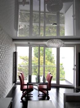 salon z aneksem, mieszkanie poznań, 55m2