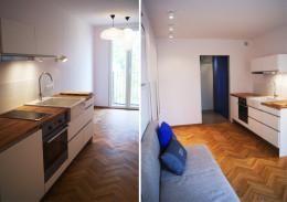 mieszkanie kompaktowe