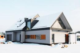 dom jednorodzinny skrzeszew