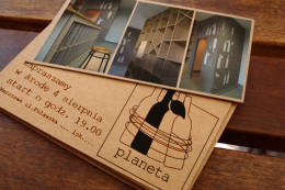 aranżacja wnętrza sklepu z winami