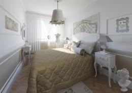 sypialnia Warszawa