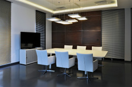 Budynek biurowy - Mała Konferencyjna - Gliwice/Szałsza