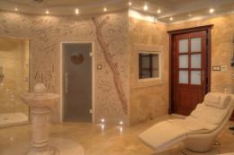 Mozaika marmurowa w SPA