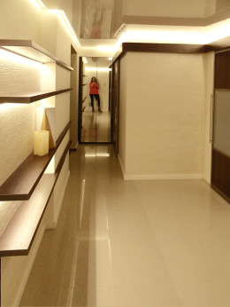 metamorfoza korytarza 12m2