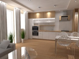 ciepłe mieszkanie 55m2