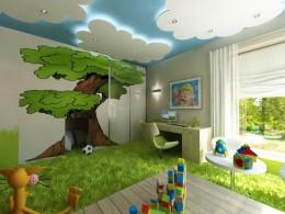 Kolorowe sypialnie dla dzieci