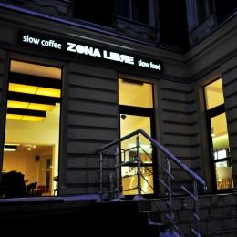 ZONA LIBRE - Klubokawiarnia w Szczecinie
