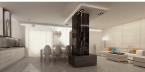 nowoczesny apartament na Mokotowie