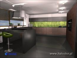 Italcolor - idealne okeliny do kuchni