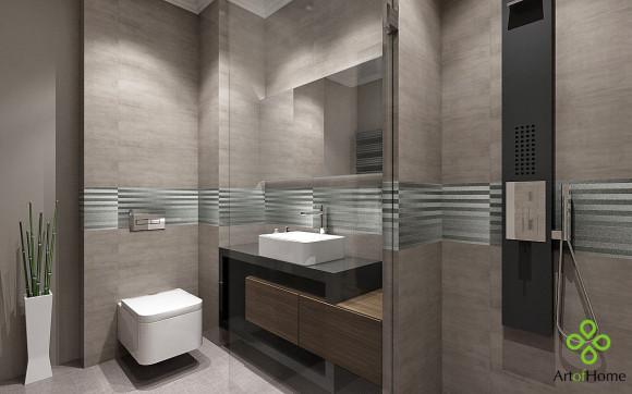 Nowoczesna łazienka Agnieszka żyła Art Of Home E Aranżacjepl