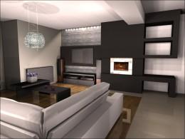 Projekt salonu Głowno