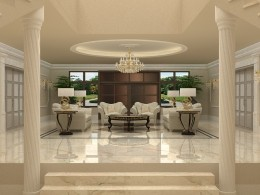 Projekt Grand Room - Dom Nigeria