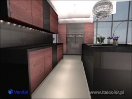 Kuchnia w otwartej przestrzeni