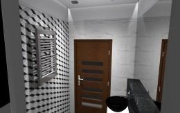 Łazienka gościnna w kolekcji Barcelona