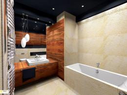 łazienka piaskowa