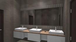 Projekt łazienki męskiej