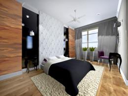 sypialnia glamour Wilanów