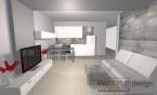 salon z kuchnią- inwestor prywatny